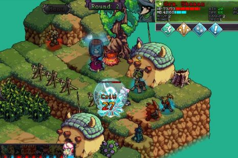 Fae Tactics Being Published by Humble Bundle