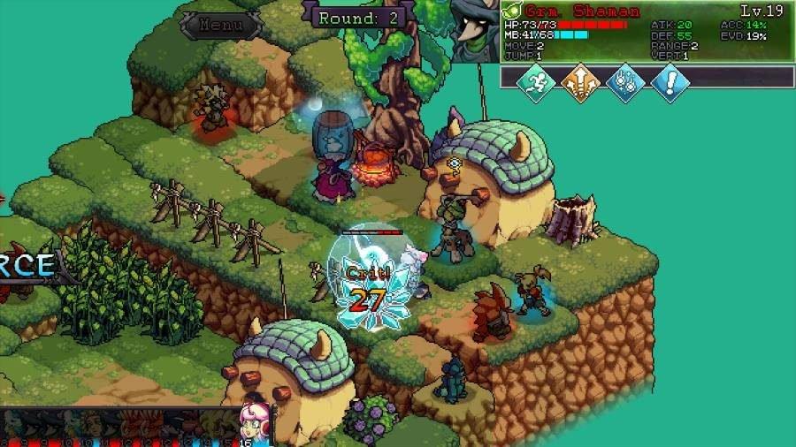 Fae Tactics - Gamers Heroes