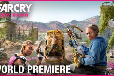 Far Cry: New Dawn Revealed at The Game Awards