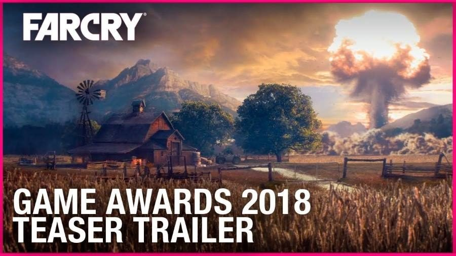 Far Cry The Game Awards Teaser Trailer - Gamers Heroes