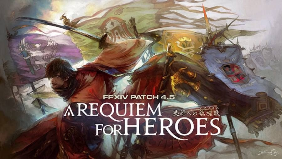 Final Fantasy XIV Online 4.5 Patch - Gamers Heroes