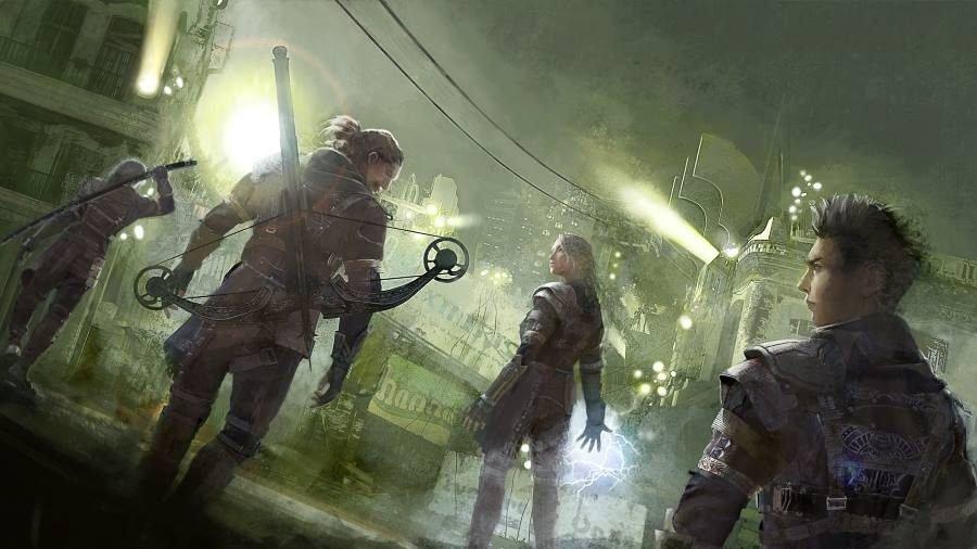 Final Fantasy XV Comrades - Gamers Heroes