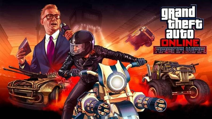 GTA Online Arena War - Gamers Heroes