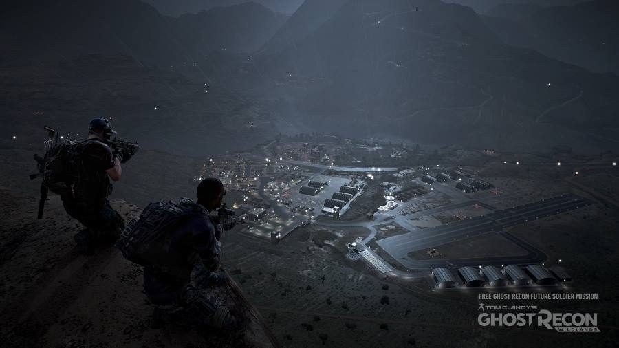Ghost Recon Wildlands Special Operation 3 - Gamers Heroes