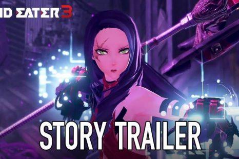 God Eater 3 Story Trailer Released