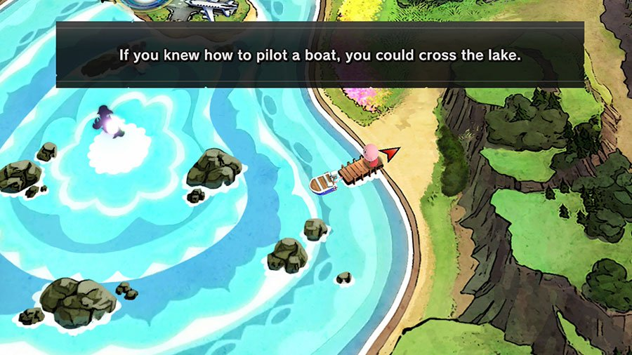 How To Pilot A Boat In Super Smash Bros. Ultimate