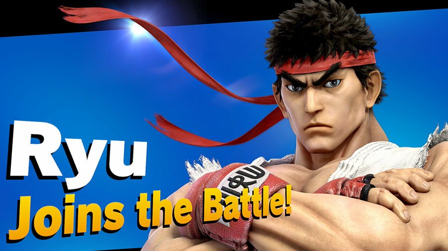 How To Unlock Ryu In Super Smash Bros. Ultimate