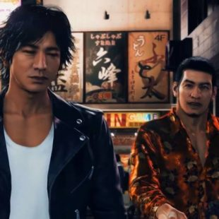 Judgment Gets First English Trailer