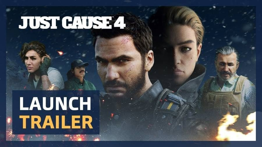 Just Cause 4 Launch Trailer - Gamers Heroes
