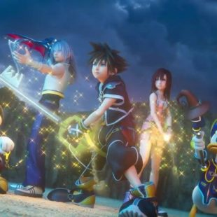 Kingdom Hearts III Opening Movie Released