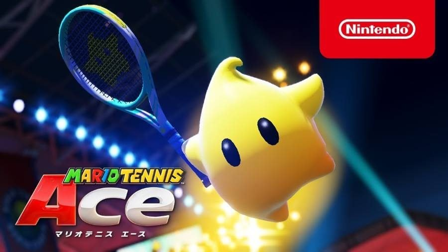 Mario Tennis Aces Luma - Gamers Heroes