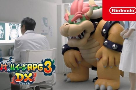 Mario & Luigi: Bowser's Inside Story + Bowser Jr.'s Journey Gets New Trailer