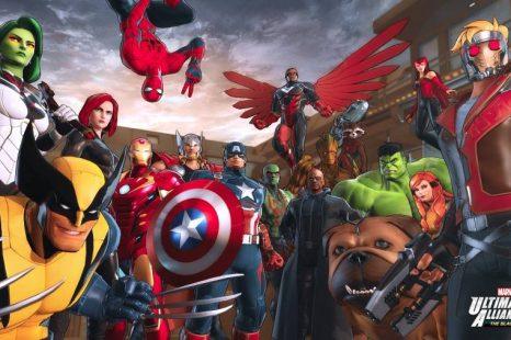Marvel Ultimate Alliance 3: The Black Order Announced