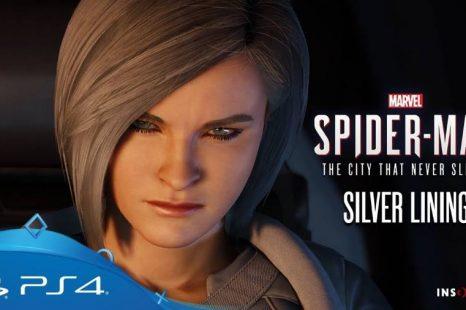 Marvel's Spider-Man Getting Silver Lining DLC on December 21