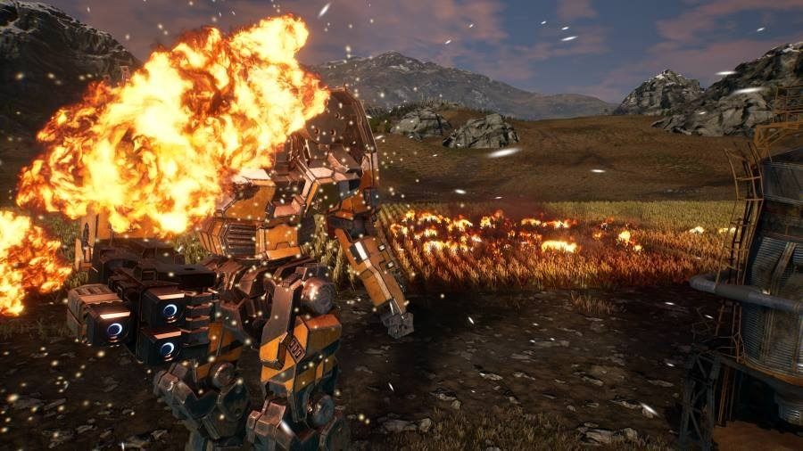 MechWarrior 5 Mercenaries - Gamers Heroes