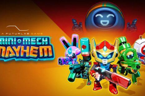 Mini-Mech Mayhem Coming Q1 2019