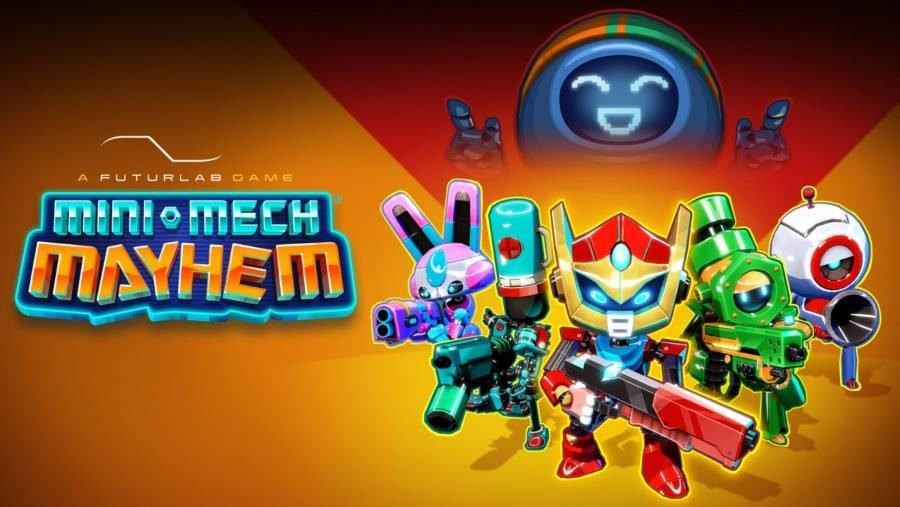 Mini Mech Mayhem - Gamers Heroes