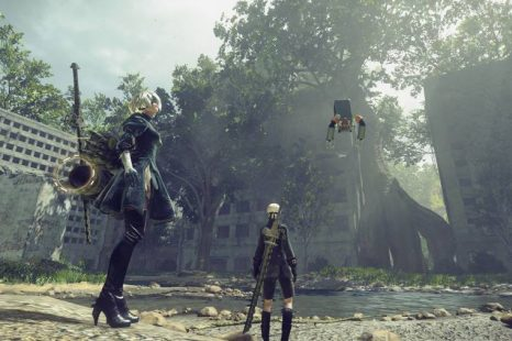 NieR:Automata Game of the YoRHa Edition Coming in February