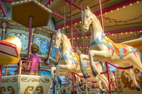 Planet Coaster Magnificent Rides Collection Coming December 18