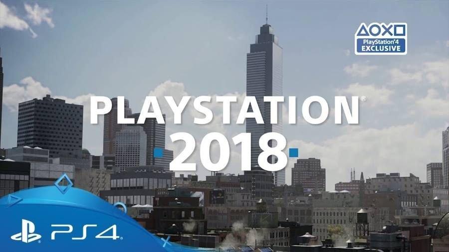 PlayStation 2018 - Gamers Heroes