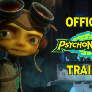 Psychonauts 2 Announced at The Game Awards