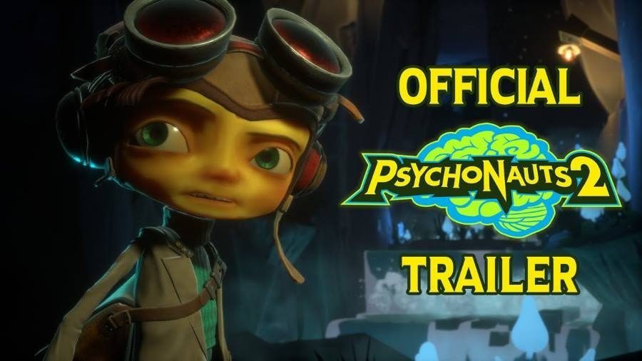 Psychonauts 2 - Gamers Heroes