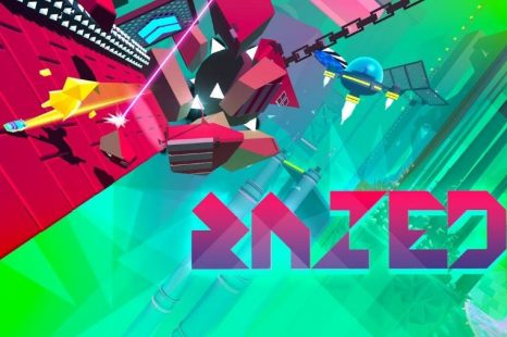 RAZED Coming to PlayStation 4 and Nintendo Switch December 19