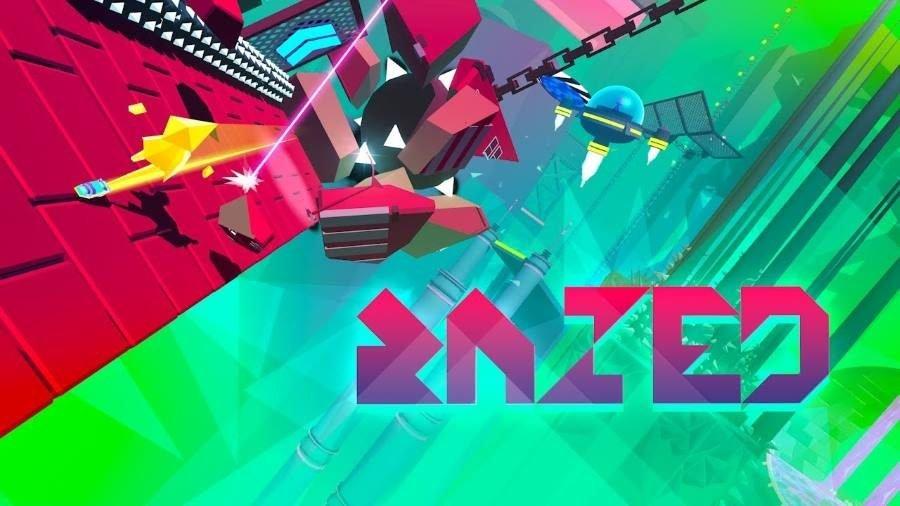 RAZED - Gamers Heroes
