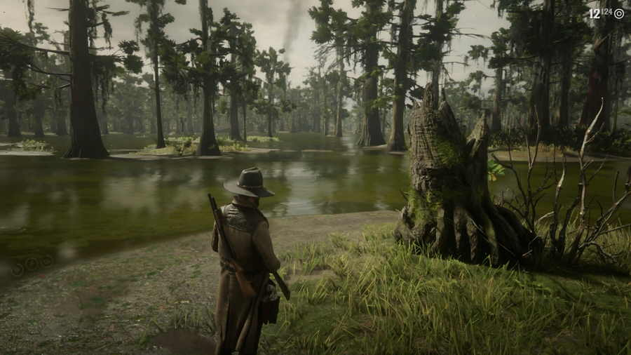Red Dead Online Bluewater Marsh Treasure Map 3 2