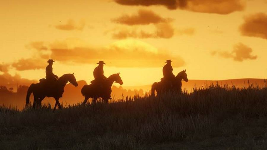 Any One 1 6 Jaeger Birds Hd Wallpapers: Red Dead Online Gets Week One Update