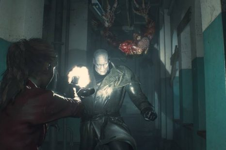 Resident Evil 2 Gets New Claire Gameplay