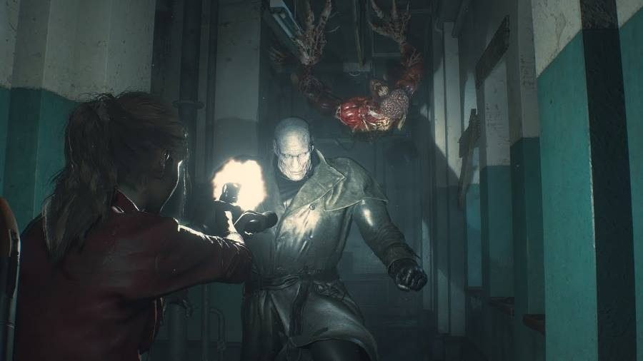 Resident Evil 2 Claire Gameplay - Gamers Heroes