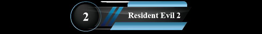 Resident Evil 2 - Gamers Heroes