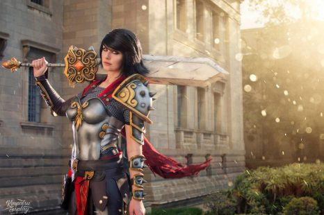 Cosplay Wednesday – Smite's Bellona