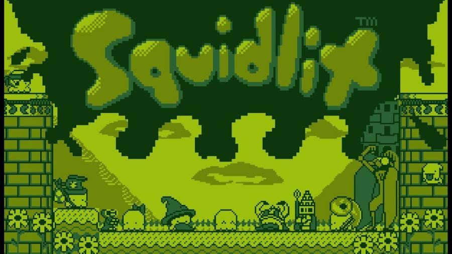 Squidlit - Gamers Heroes