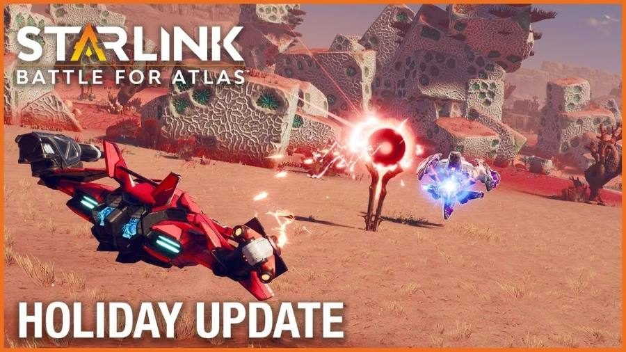 Starlink Holiday Update - Gamers Heroes