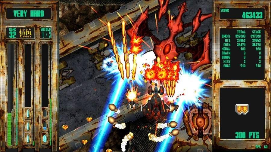 Steel Vampire - Gamers Heroes