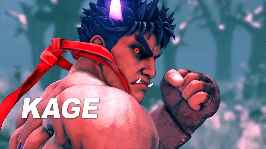 Street Fighter V Kage - Gamers Heroes