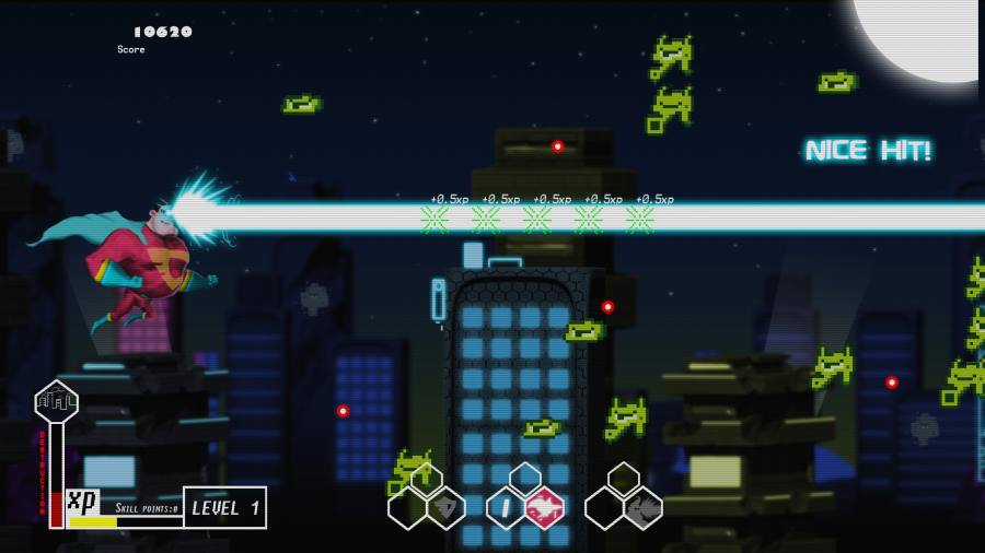 Super Captain 3D - Gamers Heroes