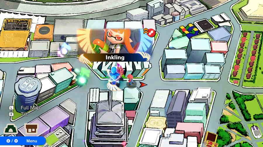 Super Smash Brothers Ultimate Inkling Unlock