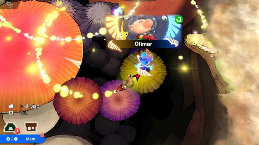 uper Smash Brothers Ultimate Olimar Unlock