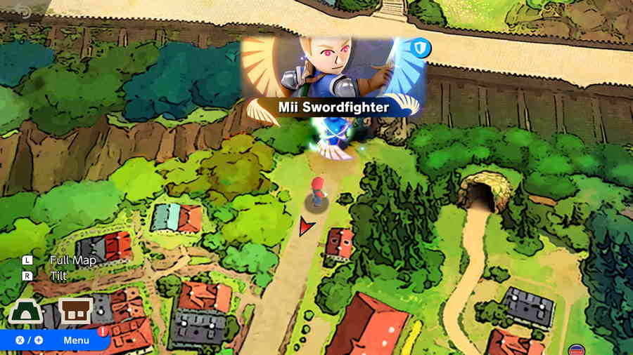 Super Smash Brothers Ultimate Swordfighter Unlock