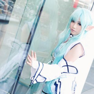 Cosplay Wednesday – Sword Art Online's Yuuki Asuna