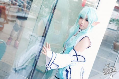 Cosplay Wednesday – Sword Art Online's Yuuki Asuna