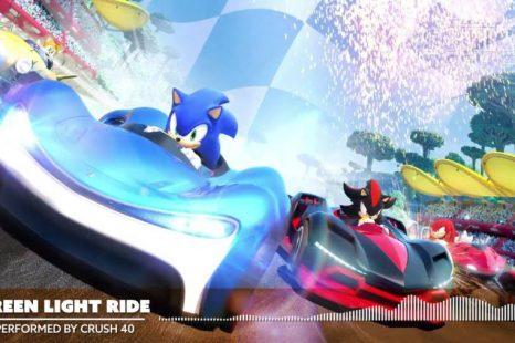 "Team Sonic Racing Theme Song ""Green Light Ride"" Teased"