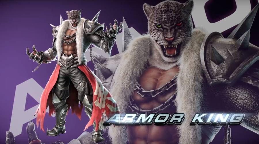 Tekken 7 Armor King - Gamers Heroes
