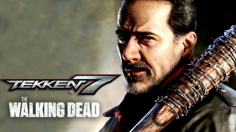 Tekken 7 Negan The Walking Dead - Gamers Heroes
