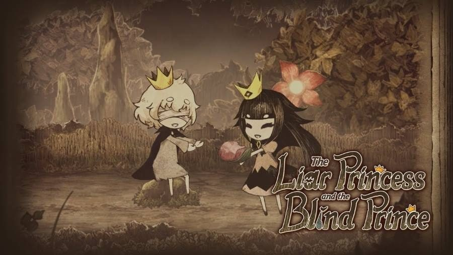 The Liar Princess and the Blind Prince - Gamers Heroes