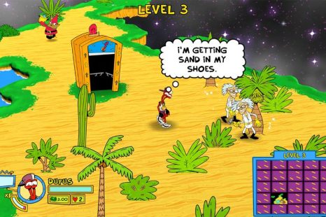 ToeJam & Earl: Back in the Groove! Coming March 1