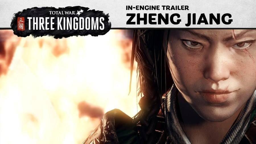 Total War Three Kingdoms Zheng Jiang - Gamers Heroes
